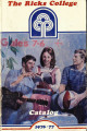 1976-1977 Ricks College Catalog