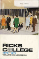 1970 -1971 Ricks College Catalog