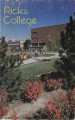 1979-1980 Ricks College Catalog