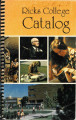 1980-1981 Ricks College Catalog