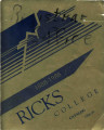1988-1989 Ricks College Catalog