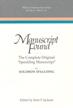 "Manuscript found : the complete original ""Spaulding manuscript"""