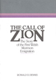 The call of Zion : the story of the first Welsh Mormon emigration