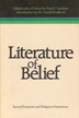 Literature of belief : sacred scripture and religious experience