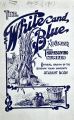 White and Blue 1907-11-27 vol. 11 no. 3