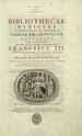 Assemani, Stefano Evodio, 1711-1782. Bibliothecae Mediceae Laurentianae et Palatinae codicum mms. [sic] orientalium catalogus. Florentiae. (Ex Typographio Albiziniano, MDCCXLII [1742 i.e. 1743]);