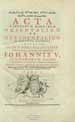 Maruthas, Saint, Bishop of Martyropolis,  5th cent. Sahdewata de-sahde kadishe madnehaye we-ma'rebaye = Acta sanctorum martyrum Orientalium et Occidentalium : in duas partes distributa. Adcedunt Acta S. Simeonis Stylitae. (Romae : Typis Josephi Collini, MDCCXLVIII [1748]);