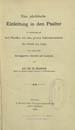 Daniel, of Salah, 6th cent. Eine jakobitische Einleitung in den Psalter. (Giessen : J. Ricker, 1901);