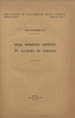 Jacob, of Serug, 451-521. Deux homelies inedites de Jacques de Saroug. (Melanges de l'Universite Saint Joseph, v. 26, fasc. 1, 1944-1946);