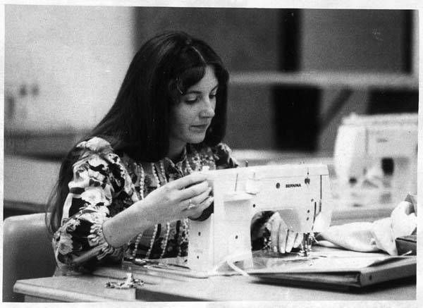 sewing class - BYUI - Campus - Digital Collections