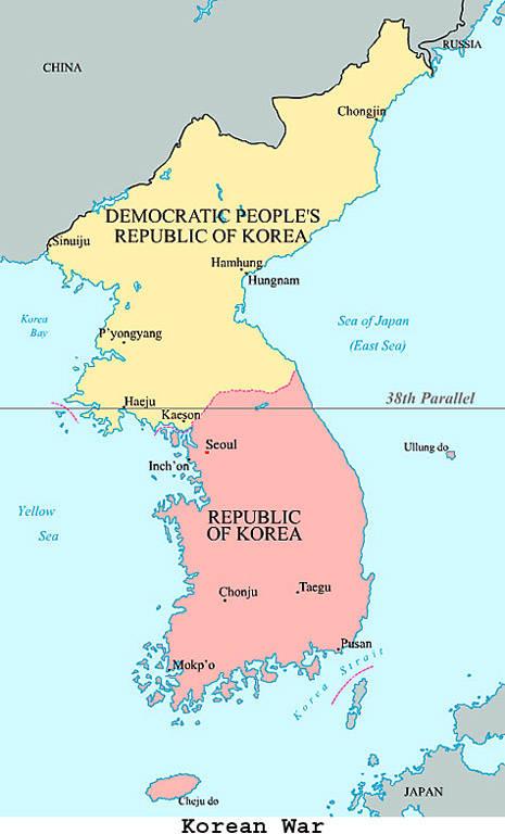 Korean War; - Civilization - Digital Collections