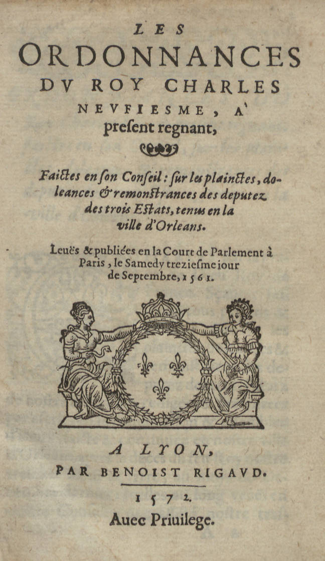 1 French Political Pamphlets Digital Collections
