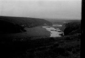 Teton Dam after flood - BYUI - Historical Photographs